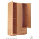 3 Doors 2 Drawers